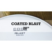 New Blast Single Ply Coated Kick With Deadening  Ring 20""